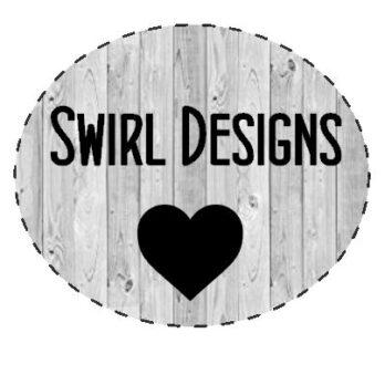 Swirl Design Bags