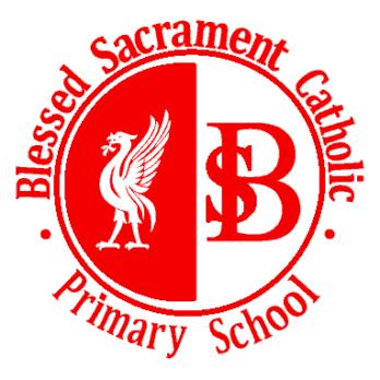 Blessed Sacrament Primary School uniform