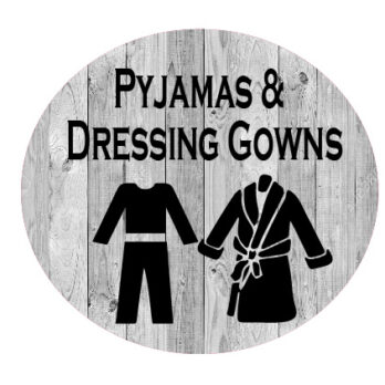 Personalised Pyjamas and Dressing Gowns