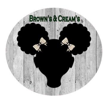 Creams & Brown Bows